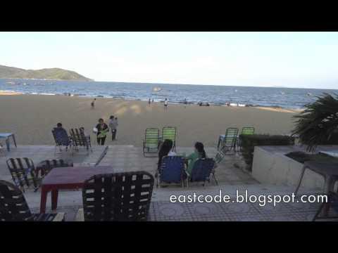 Quy Nhon beach Vietnam