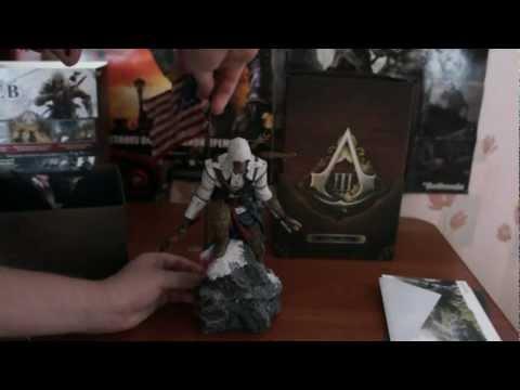 Видеообзор издания Assassin's Creed III Freedom Edition (RUS Akella)