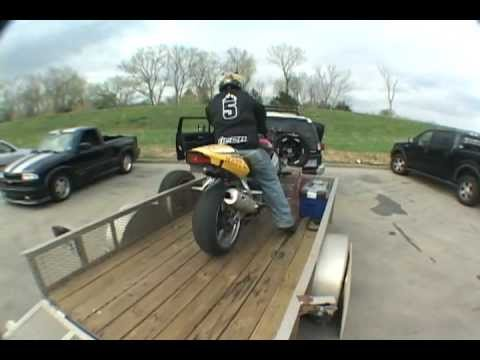 How to Load a Motorcycle Like A Boss