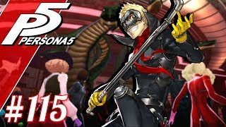 RYUJI'S THE STAR!- 12/6-12/9 | Let's Play Persona 5 (blind) part 115 | Persona 5 gameplay