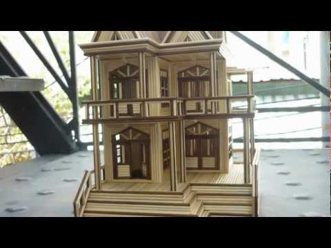 Nhà Tăm Tre - Bamboo Toothpick House - [Princess Of China - Coldplay ft. Rihanna] - [HD]