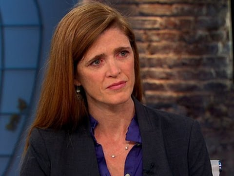 "Ambassador Samantha Power on Iran, sanctions: ""We have to test this regime"""