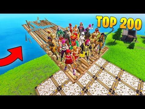TOP 200 FUNNIEST FAILS IN FORTNITE (Part 2)