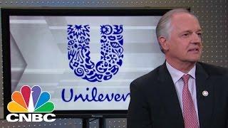 Unilever CEO: Enormous Returns | Mad Money | CNBC