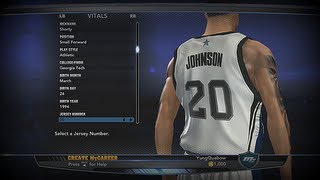 NBA 2K14 How To Create The Best My Player Featuring