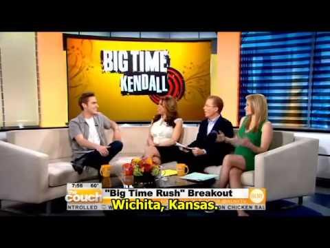 Kendall Schmidt na CBS NY [LEGENDADO PT-BR]