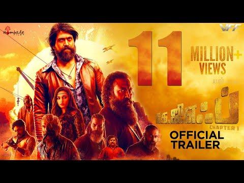 K.G.F (Chapter 1) - Tamil Trailer - Yash - Srinidhi Shetty - Prashanth Neel - Vijay Kiragandur