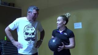 MOVE for Movember - Anytime Fitness Ball