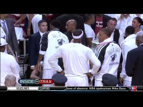 May 6, 2014 - NBATV- Playoffs East Conf Semifinals Game 01 Miami Heat Vs Brooklyn Nets - Win (01-00)