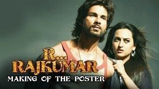 RRajkumar Making Of The Poster