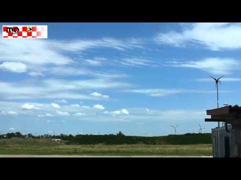 AeroNaut F9F Panther - Kolibri turbine powerd - flight