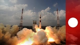 India First Mission To Mars: Launch Of PSLV-C25 ISRO