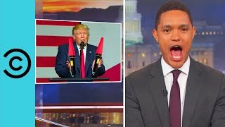 Trump Really Wants To Distract Us From Reality | The Daily Show