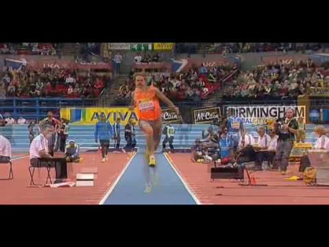 Men's Triple Jump @ 2010 UK Indoor Grand Prix