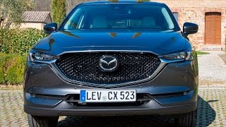 Mazda CX-5 (2017) Ready to fight Toyota RAV4 [YOUCAR]. YouCar Car Reviews.
