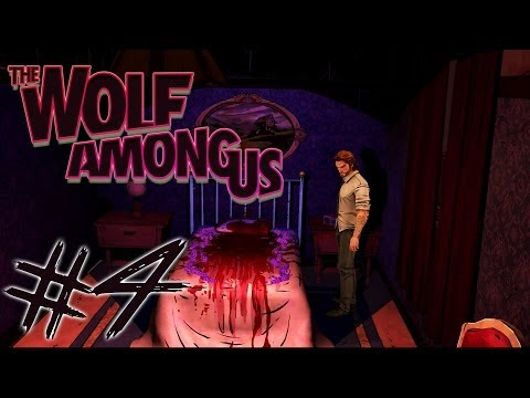 The Wolf Among Us - Episode 2 -Part 4 | ENDING - I TOLD YOU! | Gameplay Walkthrough