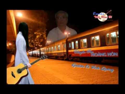 karaoke tan co Chuyen Tau Hoang Hon