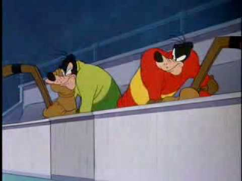 Goofy Cartoon - Hockey Homicide (1945), Cartoon Hockey Homicide (1945)