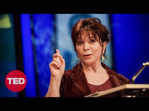 Isabel Allende: Tales of passion