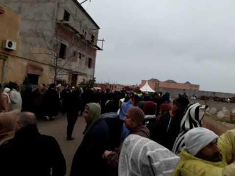 مراسيم تشييع جنازة البوتشيشية
