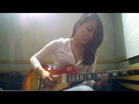 Andy Timmons Electric Gypsy short cover by Saaya