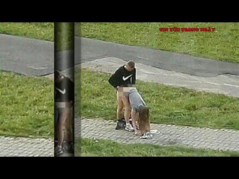 Ngang nhiên 'làm chuyện ấy' nơi công cộng - Làm tình ở công viên