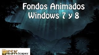 Fondos De Escritorio Animados Para Windows 8.1/8/7