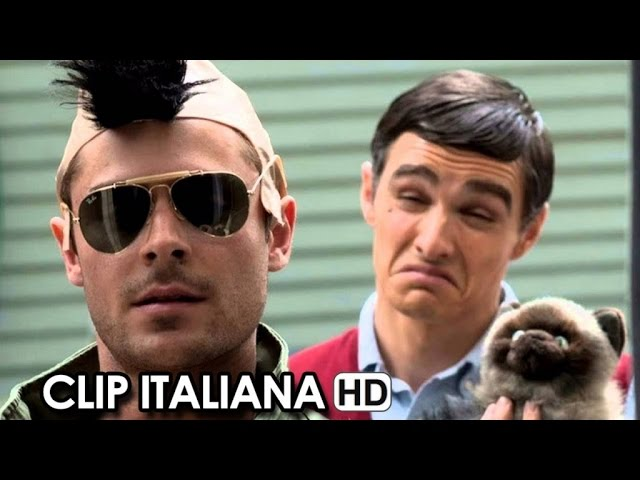 Cattivi vicini Clip Italiana 'Festa a tema Robert De Niro' (2014) - Zac Efron Movie HD