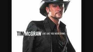 Tim McGraw Walk Like A Man