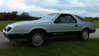 1985 Dodge Daytona Turbo