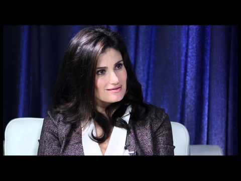 "Show People With Paul Wontorek Interview: Idina Menzel of ""If/Then"" & ""Frozen"""