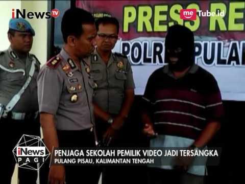 5 Siswa & 1 Penjaga Sekolah Ditangkap Terkait Pencabulan 1 Siswi SMP Dikelas - iNews Pagi 18/04