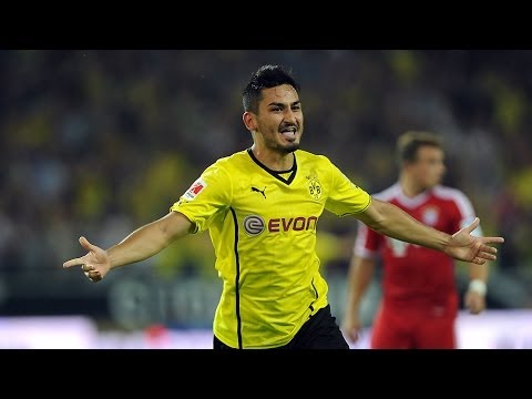 İlkay Gündoğan - Welcome To Real Madrid 2014 ● HD