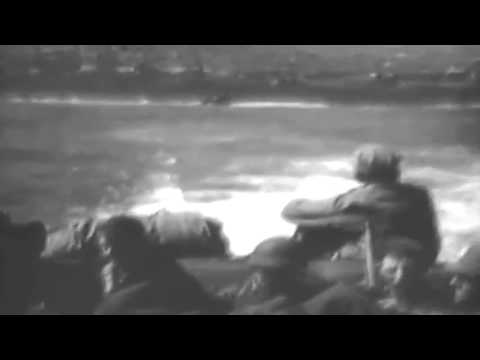 Marine Activity On Iwo Jima (full)