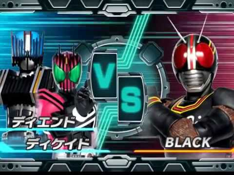 KRCHF:Kamen Rider Decade(The Rider War)Special