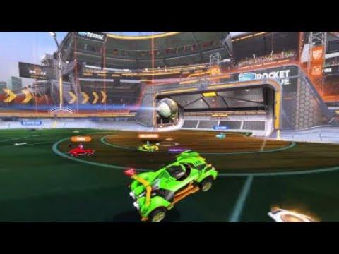 Project Rocket League Best Goals Part 1