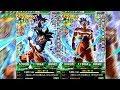 OFFICIAL ULTRA INSTINCT GOKU DOKKAN AWAKEN INFO SUPER ATTACK Dragon Ball Z Dokkan Battle