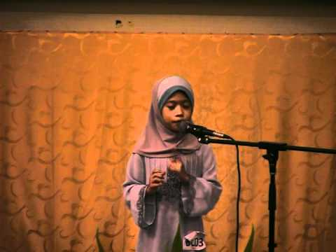 Johan Pertandingan Bercerita: Shireen Alyssa - YouTube