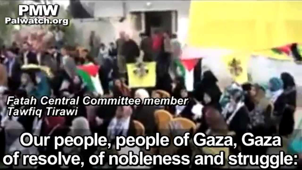 Fatah leader calls for future without Israel