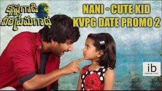 Nani - cute kid KVPG date promo 2