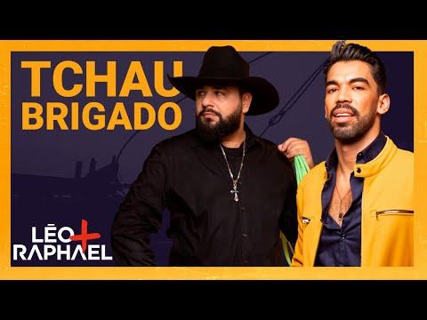 10/01/2017 - Léo e Raphael - Tchau Brigado