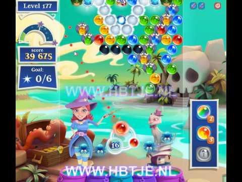 Bubble Witch Saga 2 level 177
