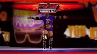 Zack Ryder WWE 2K14 Entrance And Finisher (Official)
