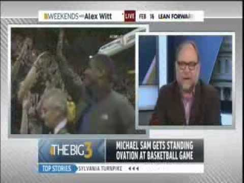 MSNBC Dr Jason Johnson on Loud Music Murder Verdict and Gays Coming Out 2/16/14
