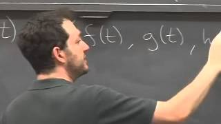 Lec 03 - Multivariable Calculus | Princeton University