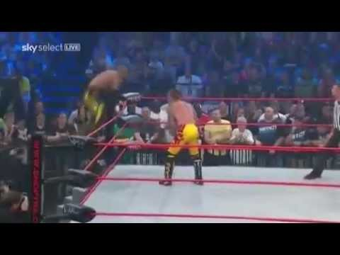 TNA  DESTINATION   X   2012 Highlights