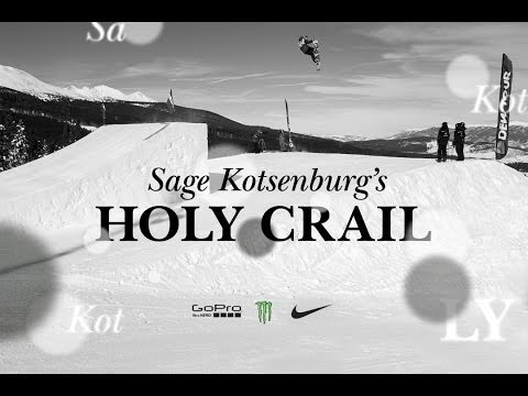 Sage Kotsenburg's 'Holy Crail' Episode 1: Air & Style and Dew Tour