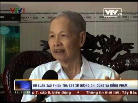 Dư luận về phiên tòa xét xử Dương Chí Dũng   Đài truyền hình Việt Nam VTV mp4