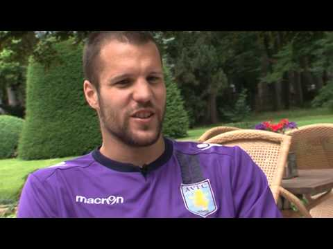 Kit launch, Cole, Vlaar and Agbonlahor on AVTV this week