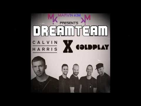 CALVIN HARRIS X COLDPLAY - CUBA is a Waterfall (MARV!N K!M DREAMTEAM Mashup)